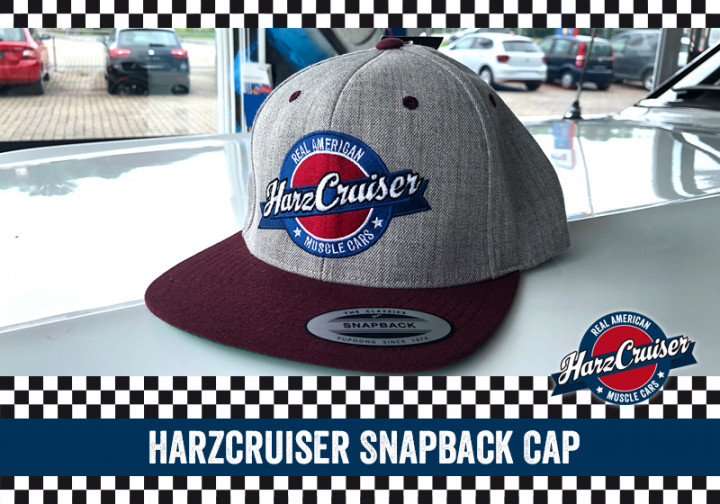 HarzCruiser Snapback Cap