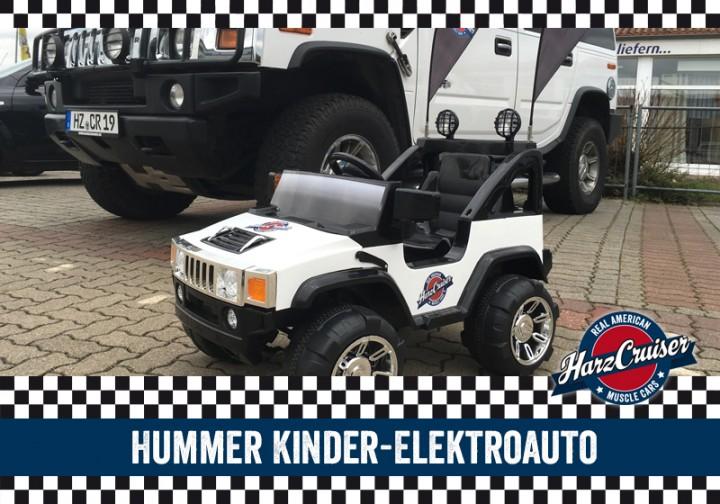 Hummer Kinder-Elektroauto