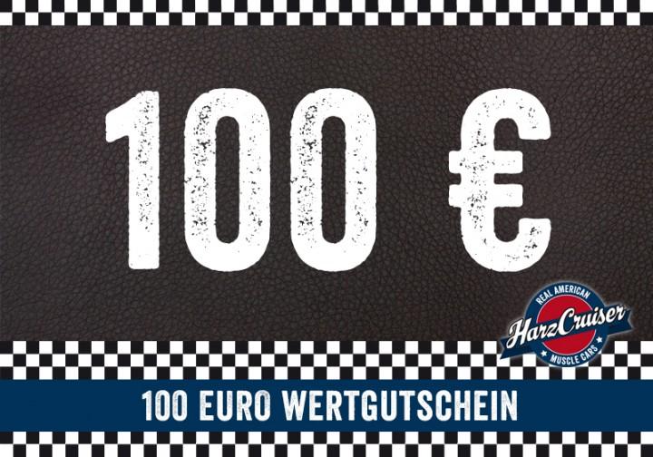 100,00 EUR Wertgutschein