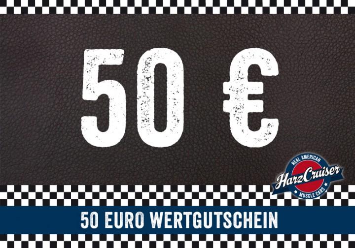 50,00 EUR Wertgutschein
