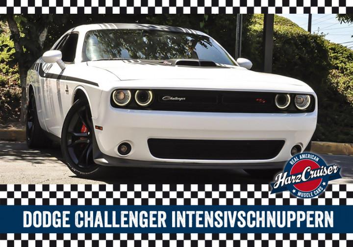 Challenger Intensiv-Schnuppern - 3 Stunden