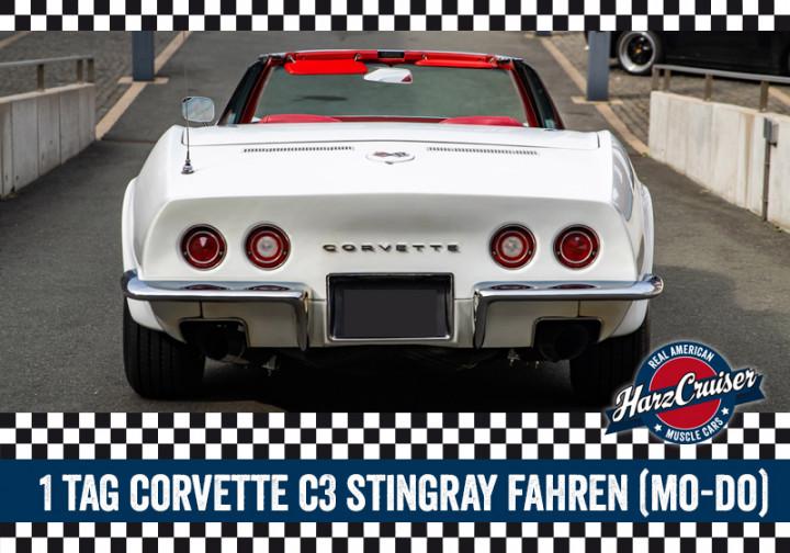1 Tag Corvette C3 Stingray (Mo-Do)