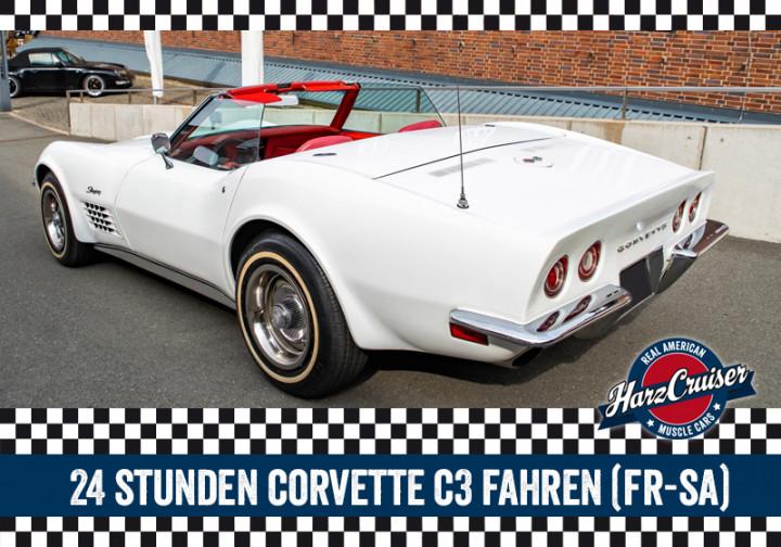 24 Stunden Corvette C3 Stingray fahren (Fr-Sa)
