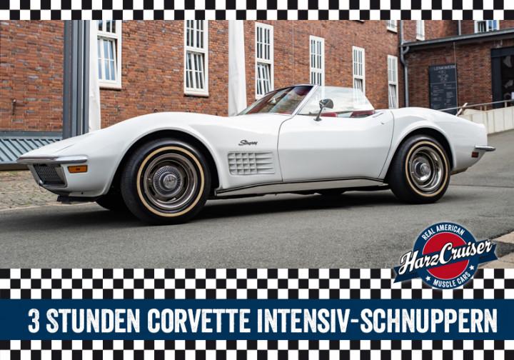Corvette C3 Stingray Intensiv-Schnuppern - 3 Stunden