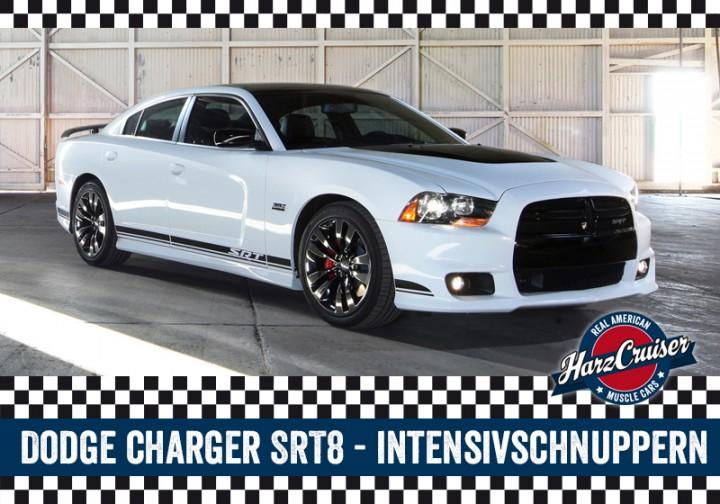 Charger SRT8 Intensiv-Schnuppern - 3 Stunden