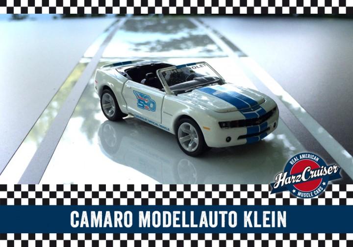 Camaro-Modellauto - perfekt zum dazuschenken