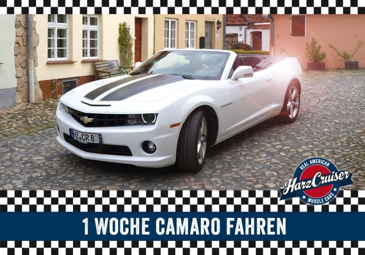 1 woche camaro fahren camaro mieten harzcruiser v8. Black Bedroom Furniture Sets. Home Design Ideas