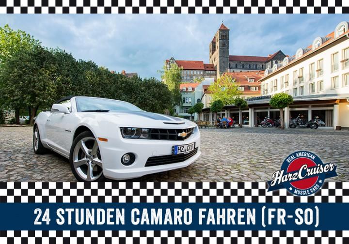 24 Stunden Camaro fahren (Fr-Sa)