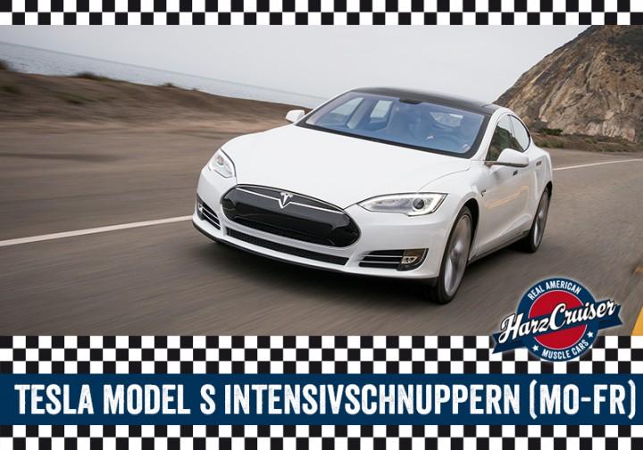 Tesla Model S Intensiv-Schnuppern - 3 Stunden